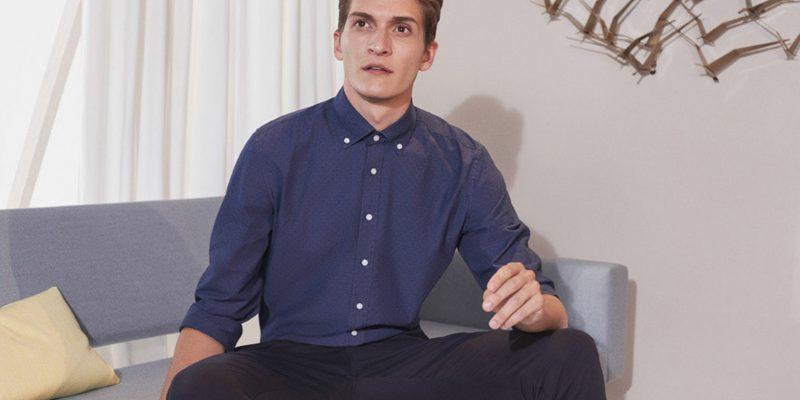 Une chemise sans repassage…que des avantages?