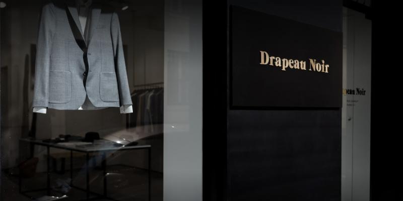 Marque Drapeau Noir - magasin