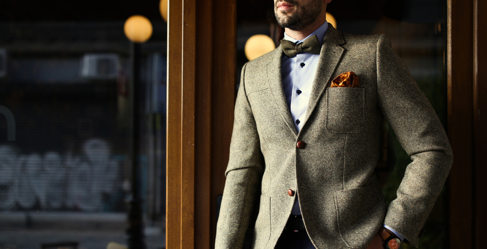 Cravate ou noeud papillon pour un mariage