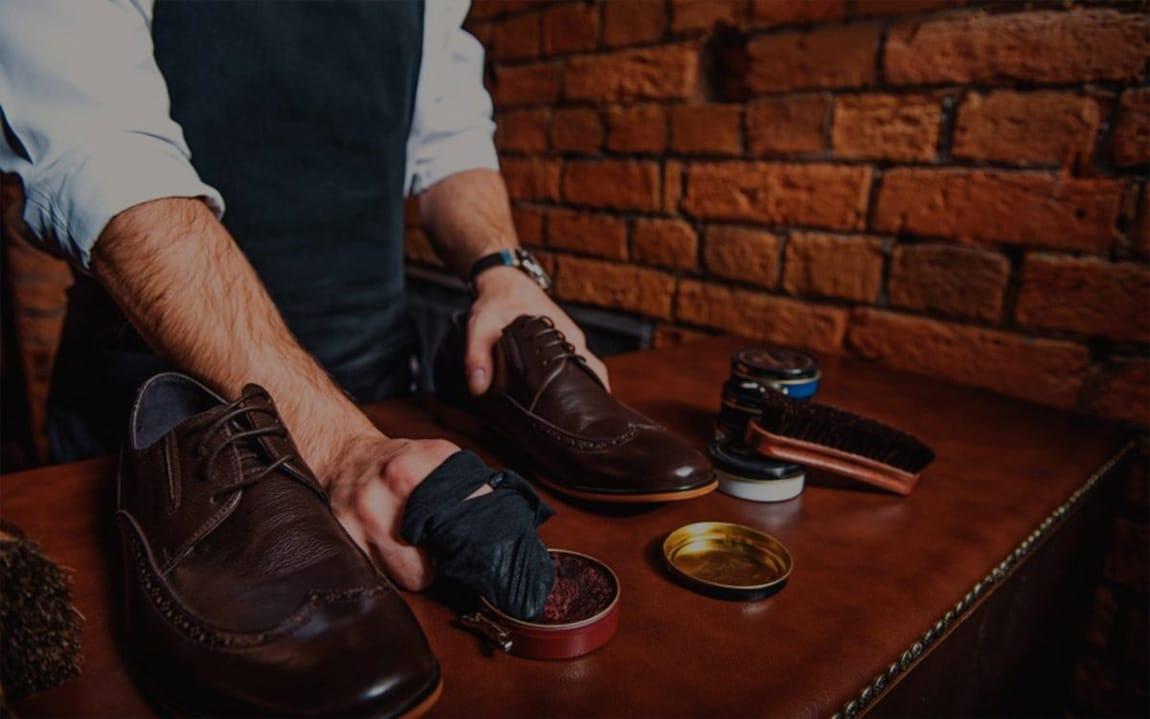Parfaitement Chaussures Comment Mes Cirer NO8nmv0w