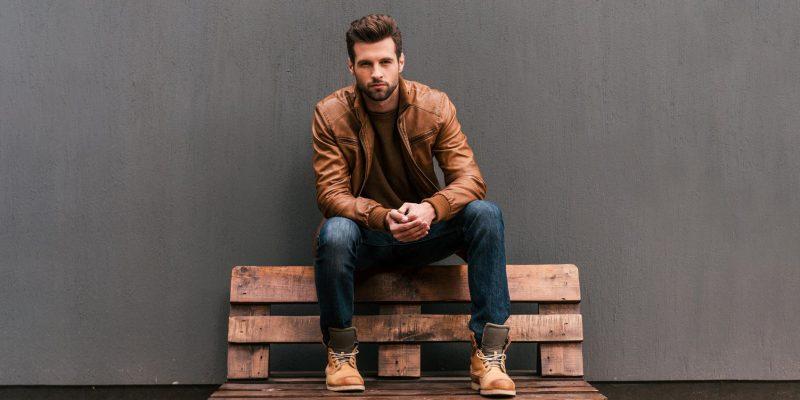 Comment bien porter une veste en cuir pour homme comme redskins