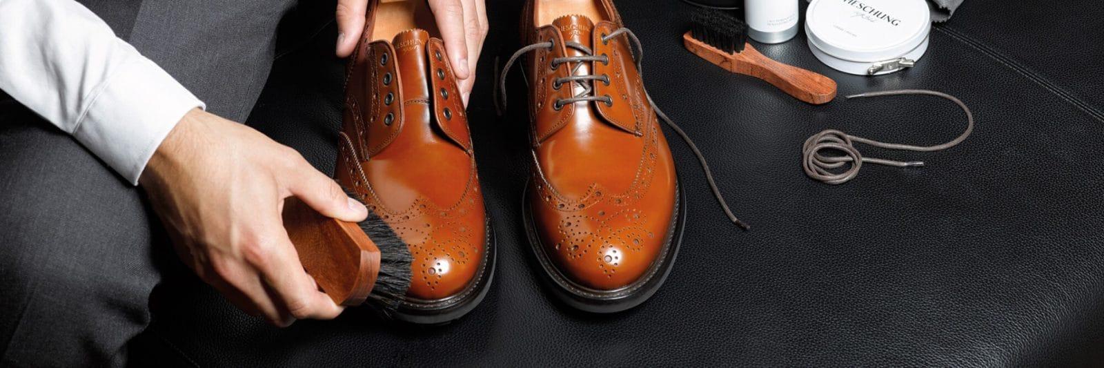 comment nettoyer ses souliers en cuir