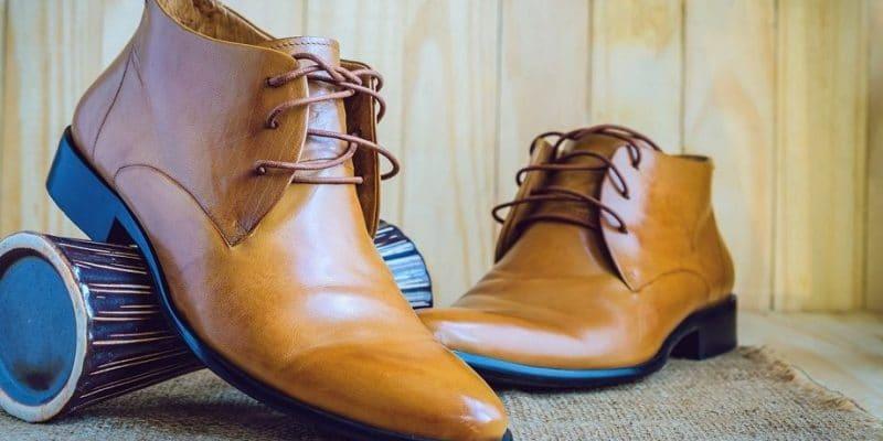 Type de chaussure homme