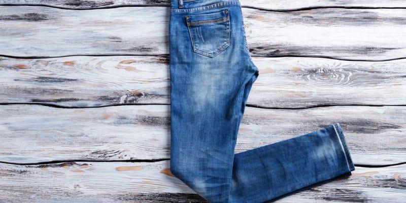 Quel jean regular
