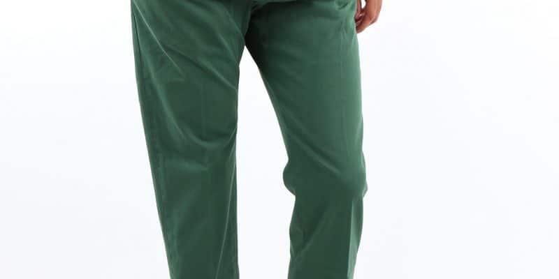 Quoi mettre avec un pantalon vert