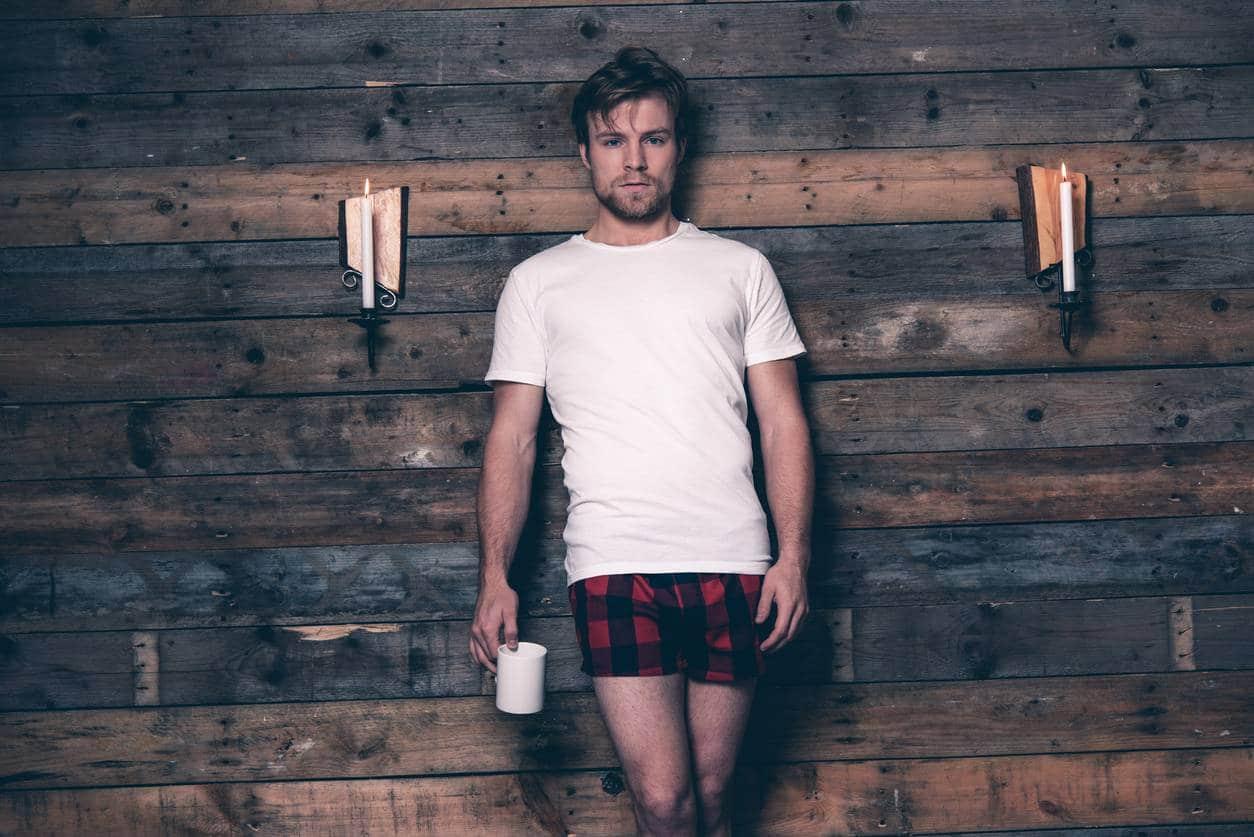 pyjama court short homme